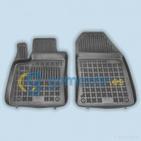 Ford TRANSIT COURIER 2 plazas desde 2014 - . / Juego Alfombras de goma - AR0622