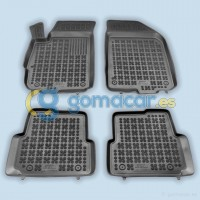 Chevrolet AVEO desde 2011 - . / Juego Alfombras de goma - AR2108