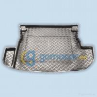 Cubeta de PVC para maletero de Mitsubishi OUTLANDER III con rueda de repuesto bajo el coche (GF, GG, ZJ) desde 2012 - . - MPR231