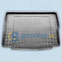 Cubeta de PVC para maletero de Opel ASTRA H - con espuma de polietireno en el maletero (A04) de 2004 a 2014 - MPR1124