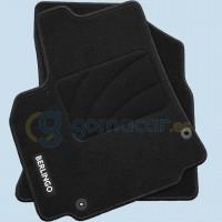 Juego alfombras delanteras C. Berlingo 2008 - / Pack Plano de Carga