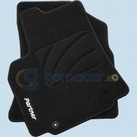 Juego alfombras delanteras P. Partner 2008 / Pack Plano de Carga