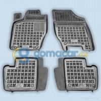 Citroen C4 - con y sin extintor (LC) de 2004 a 2013 / Juego Alfombras de goma - AR1206